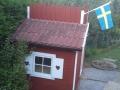 Hühnerstall Schwedenhaus